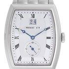 Breguet Heritage 18k White Gold Men's Watch 5480BB12BB0