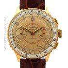 Breitling 18k rose gold Chronomat