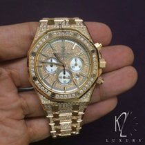 Audemars Piguet Royal Oak Offshore Chronograph Rose Gold Full...