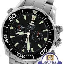 Omega Seamaster Chronograph Professional 300M 2594.52 Black Watch