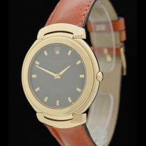 Rolex Cellini - Ref.: 6623/8 - 18. Karat Gelbgold - Box/Papier...