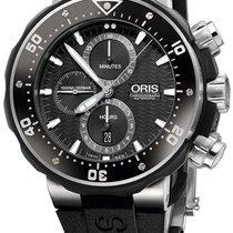 Oris Pro Diver Chronograph 774.7683.71.54.SET