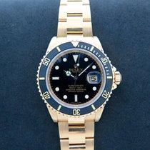Rolex Submariner 18 ct full set 2013
