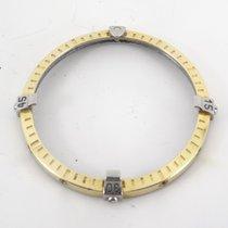 Breitling Complete gold Chronomat bezel incl riders