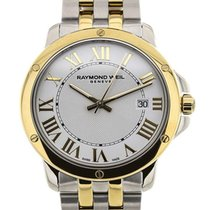 Raymond Weil Tango Gents Gelbgold-PVD