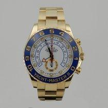 Rolex YACHT MASTER 2 YELLOW GOLD