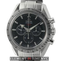 Omega Speedmaster 1957 Broad Arrow Chronograph Steel 42mm...