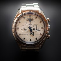 Omega Sppedmaster Moonphase Broad Arrow Mécanique