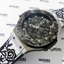 Hublot Big Bang Broderie Limited 200 pcs. - 343.SS.6570.NR.BSK16