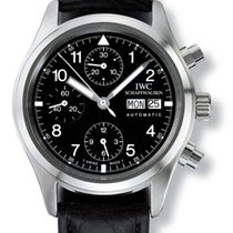 IWC Pilot Chronograph Stainless Steel Automatic