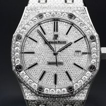 Audemars Piguet Royal Oak 41mm Diamond Watch