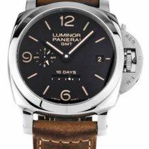 Panerai Luminor 1950 10 Days GMT Acciaio Automatic Men Watch...