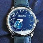 F.P.Journe Souveraine Collection - Chronomètre Bleu