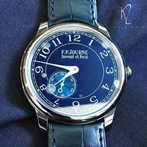 F.P.Journe Souveraine Collection - Chronomètre Bleu