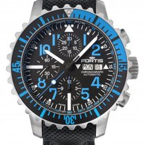 Fortis MARINEMASTER CHRONOGRAPH - 100 % NEW - FREE SHIPPING