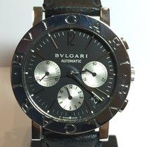 Bulgari date automatic chronograph