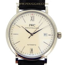 IWC stainless steel Portofino