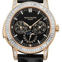Patek Philippe Grand Complications 5073R-001 42mm Black Index...