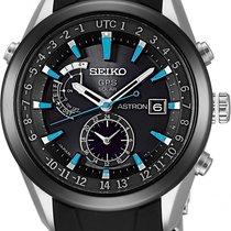 Seiko Astron SAST009G Elegante Herrenuhr GPS Empfang f....