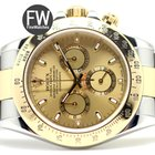 Rolex Cosmograph Daytona Steel & Gold