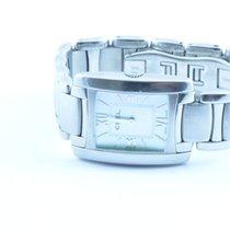 Ebel Brasilia Damen Uhr Stahl/stahl Perlmutt Top Zustand Rar