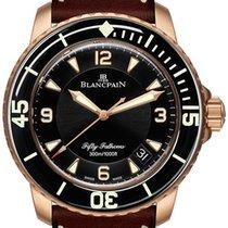 Blancpain Fifty Fathoms Automatic 5015a-3630-63b