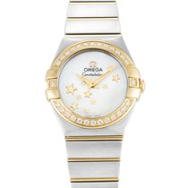 Omega Watch Constellation Ladies 123.25.24.60.05.001