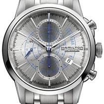 Hamilton Railroad Chronograph Automatikuhr H40656181