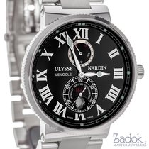 Ulysse Nardin Marine Chronometer Steel 43mm Automatic Men'...