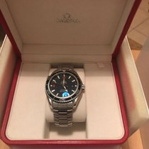 Omega Planet Ocean 45,5 Men's Wristwatch.