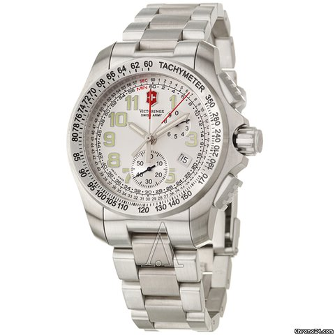 Victorinox Swiss Army Men's Professional Ground Force 60/60 Chrono Watch