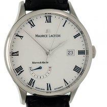 Maurice Lacroix Masterpiece Reserve de Marche Stahl Automatik...