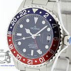 Grovana Swiss Automatic GMT Diver Watch Pepsi Bezel NEW 2Y...