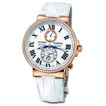 Ulysse Nardin Marine Chronometer 43mm 266-67B/40 Watch