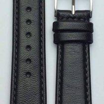 Miami Lederband schwarz 18mm 718.1.18.01.2