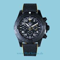 Breitling Avenger Hurricane Military-Kautschuk Band -NEU-