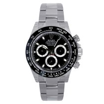 Rolex DAYTONA Steel Black Ceramic Bezel