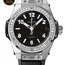 Hublot - BIG BANG - ONE CLICK STEEL DIAMONDS
