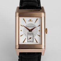 "Jaeger-LeCoultre Reverso Grande Taille 18ct Rose Gold ""Art..."