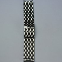 Stainless Steel Watch Strap Length: 15cm Width: 20mm x