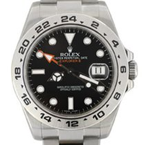 Rolex Explorer II 216570 MAI INDOSSATO 12/2013 art. Re1302