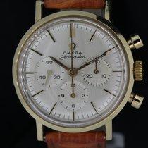 Omega Chronographe 321 gold 1965