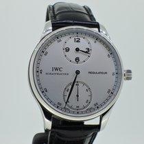 IWC Portugieser Regulateur - Limited Edition - Platin -