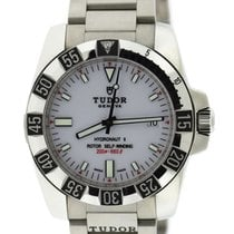 Tudor Hydronaut II White Dial Stainless Steel