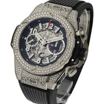 Hublot 411.NX.1170.RX.1704 Big Bang Unico with Diamond Case...