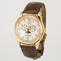 Patek Philippe Annual Calendar 5146J Yellow Gold w/ Cream Dial...