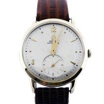 Omega 14K Automatic Movement Watch