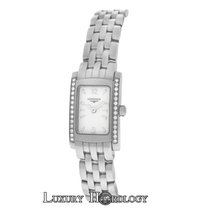 Longines New Ladies  DolceVita L51580166 Diamond