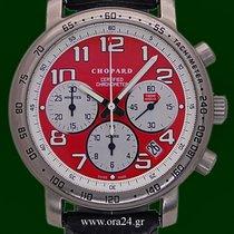 Chopard Mille Miglia Automatic Chrono Titanium Red Dial...