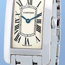"Cartier ""Tank Americaine""."